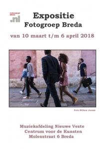 Expositie Fotogroep Breda
