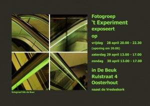 Fotogroep 't Experiment