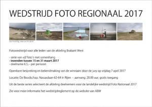 Foto Regionaal 2017