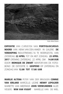 Expositie Portfolio Noord
