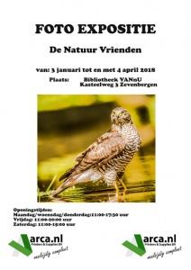 Expositie de Natuurvrienden