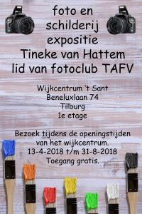 Expositie Tineke van Hattem