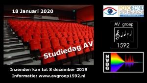AV Studiedag 2020