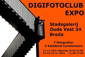 Expositie Digifotoclub